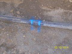 Ricerca perdite idriche fughe di gas infiltrazioni acqua videoispezioni impermeabilizzazione - Tubo gas interrato ...
